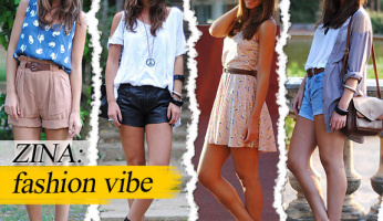 Fashion Bloggers To Watch: Zina C
