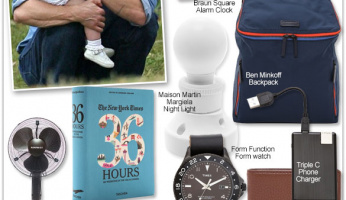 Celebrity Style Father's Day Gifts for Every Dad