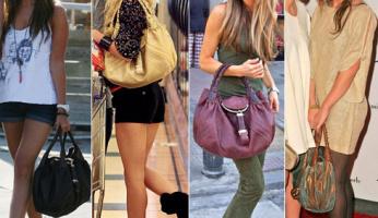 Heather's Handbag Of The Day! Fendi Cognac Nappa Leather Spy Bag!