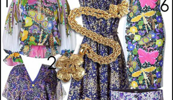 Be Inspired: Floral Prints