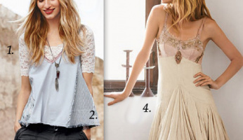 Shop 2 Of My Celebrity Style Picks From The April '10 Free People Catalog!