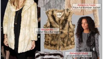 Go Buy Now: Faux Fur