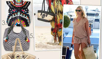 Go Buy Now: Beach Totes