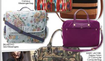 Go Buy Now: Cute Crossbody Laptop Bags