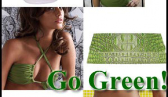 Go green for St. Patrick's Day 2009!