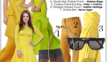 Golden Hues: The 2012 Emmys