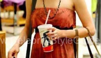 Selena Gomez in Maj available at BoutiqueToYou.com!!