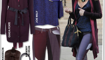 Gossip Girl Style: Blake Lively
