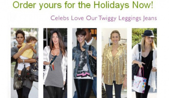 Celebrity Favorite James Twiggy Jeans at GreenApple.com!
