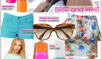Guest Editors: Britt + Whit