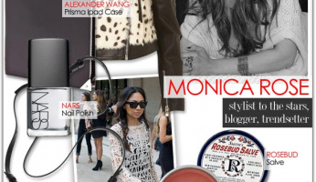 Celebrity Christmas List: Monica Rose