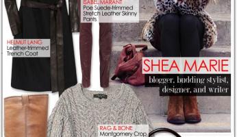 Guest Editor: Shea Marie