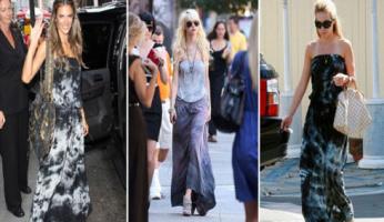 Gypsy 05 Silk Dresses.....Celebrities Love them!