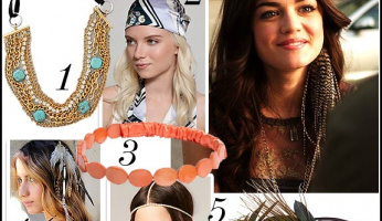 What They Are Wearing: Hair Accessories