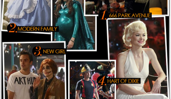 Halloween TV Exclusive: Wait Until You See the Costumes