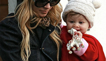 Harlow and Olive's Favorite Toy….Sophie La Giraffe Vintage Toy!! WIN IT!!