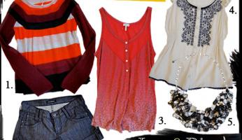 Celebrity Style Closet: Heather's Picks