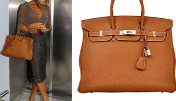 FOUND! Authentic Hermès 35cm Gold Togo Leather Palladium Birkin Bag!