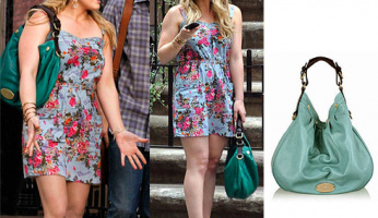 """Gossip Girl Style! Fashion Spoiler: Olivia Burke's Outfit from Gossip Girl """"Enough About Eve""""!"""