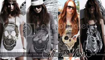 New Arrivals from Celebrity Fave Lauren Moshi
