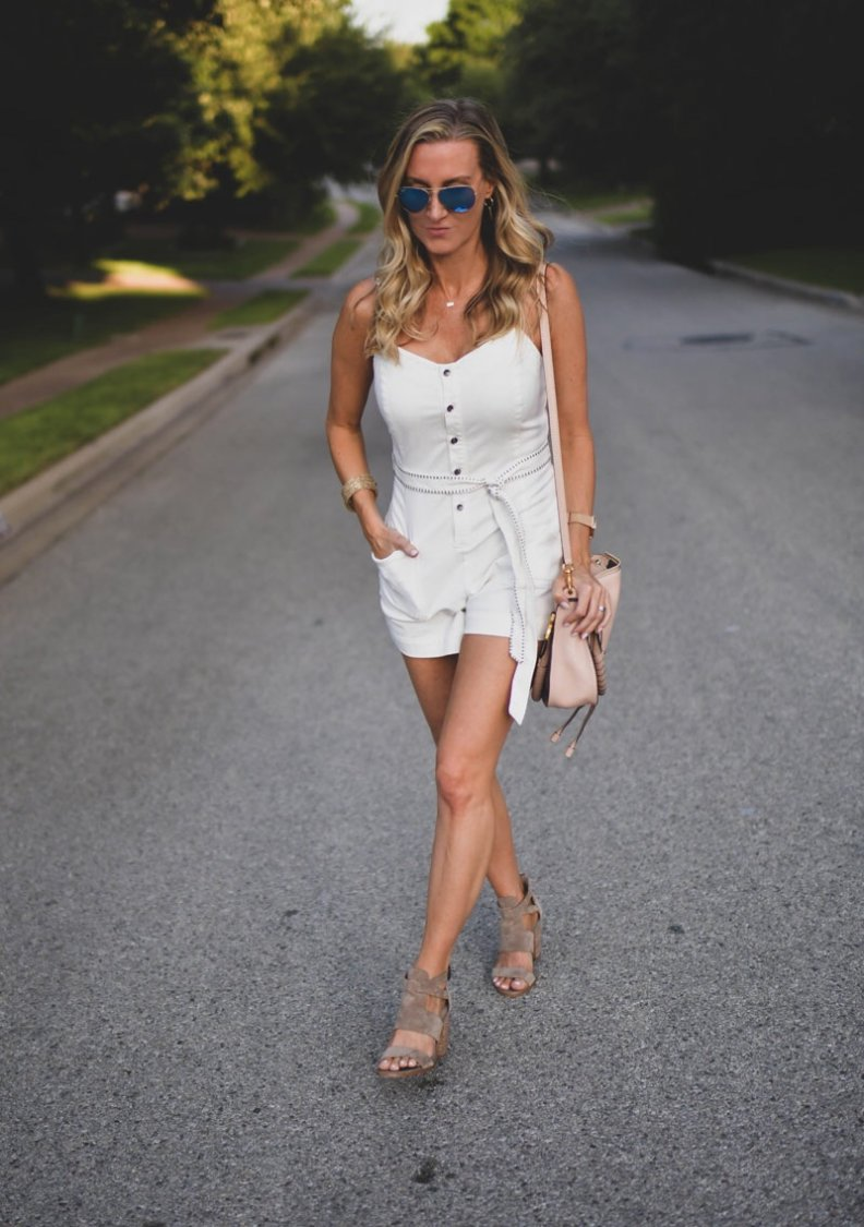 Best Short Rompers To Wear This Fall