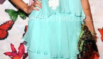 You asked for it!Please ID Vanessa Hudgen's Blue Dress!