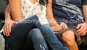 WIN IT!! VANESSA HUDGEN'S Dylan George Lucy Low Rise Skinny Jeans!
