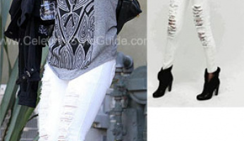 Vanessa Hudgen's Style! Buy it At BoutiquetoYou.com!