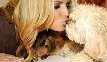 In Our Thoughts......A Coyote took Jessica Simpson's dog Daisy.