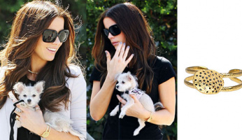 Kate Beckinsale Style! WIN IT! Her Favorite Melinda Maria Pod Pave Cuff!