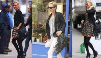 Kate Moss Loves Genevieve Jones Kate Fringe Bag!