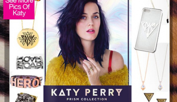 Katy Perry And Claire's Go Global