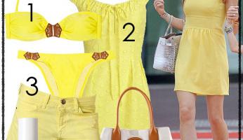 Color Spotlight: Lemon Yellow