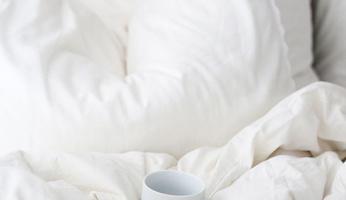 Get Cozy With Indulgent Bedding