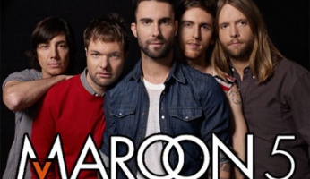 Maroon 5 – A CSG Exclusive!