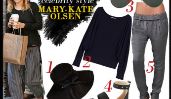 Steal Her Celebrity Style: Mary Kate Olsen