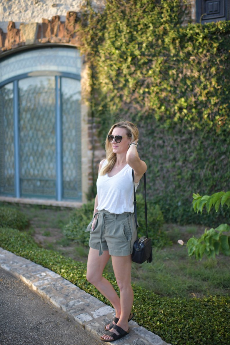 The Hot Weather Trend to Wear If You Are Over Denim Shorts