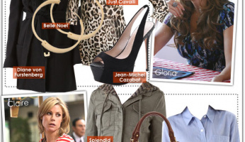 Get The Look: The Ladies of Modern Family