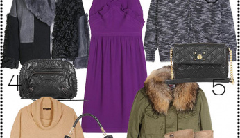 Be inspired! Warm and Stylish Staples