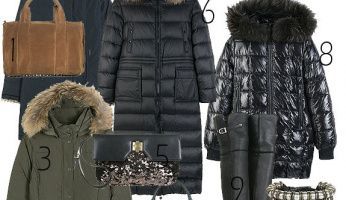 What We Are Loving: New Down Jackets & Accessories