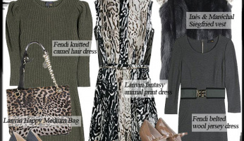 Planning Ahead: Fall offers up some seriously stylish heels, furs, and day dresses!
