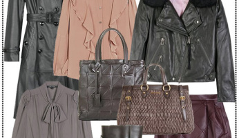 Trend Scout: Lovin' Leather