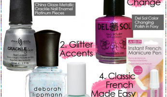 Beauty Time: Nail Polish