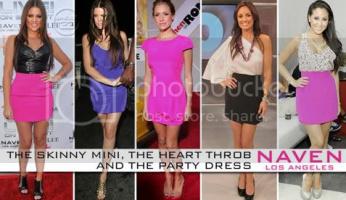 Celebrity Maven's Wear NAVEN!