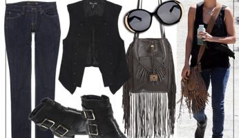 What She Wears: Nicole Richie