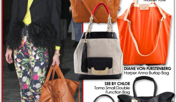 Obsessed: Tote Bags!