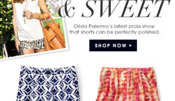 Olivia Palermo's Shorts Style