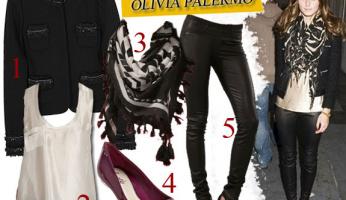 The Plush Life: Olivia Palermo