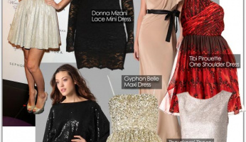 Holiday Preview: Party Dresses 2011