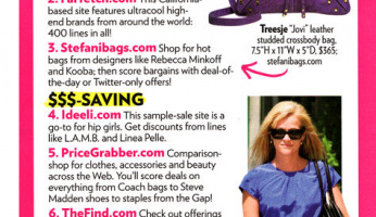 People Magazine Loves Celebrity Style Guide!